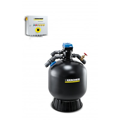 Karcher Professional Oil Free Wash Water Reclamation WRP 8000 *EU