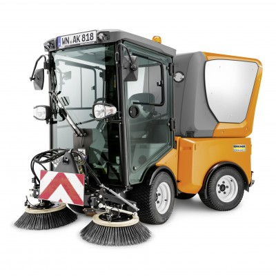 Karcher Professional Municipal Sweeper MC 80