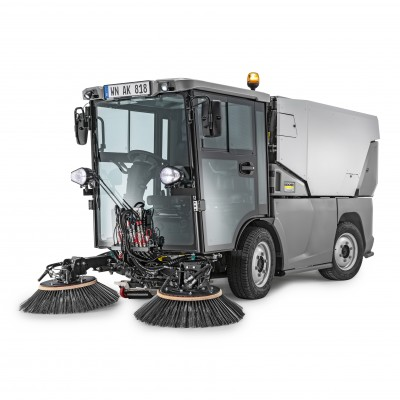 Karcher Professional Municipal Sweeper MC 250