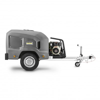Karcher Professional Cold Water Pressure Washer Trailer HD 9/23 De Tr1