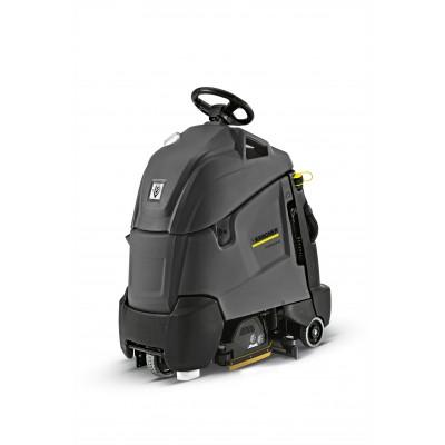 Karcher Professional Step-On Scrubber Dryer BR 55/40 RS