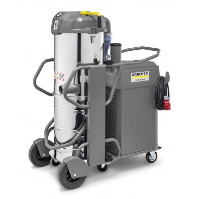Karcher Professional Industrial Vacuum For Heavy-Duty Use IVS 100/75 *EU