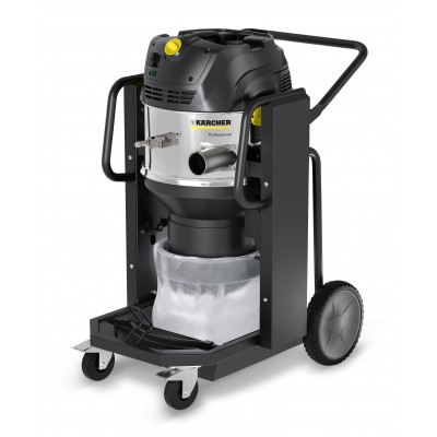 Karcher Professional Industrial Compact Vacuum IVC 60/24-2 Tact² Longopac *EU