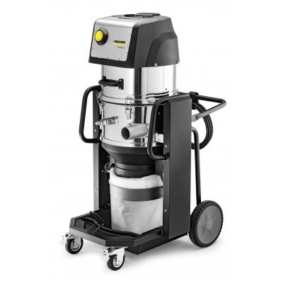 Karcher Professional Industrial Compact Vacuum IVC 60/30 Tact² Longopac *EU