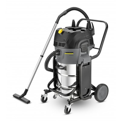 Karcher Professional Wet and Dry Tact Class Vacuum Cleaners NT 55/2 Tact² Me I