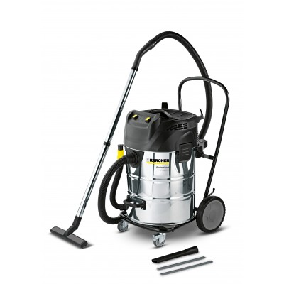 Karcher Professional Wet and Dry Standard Class Vacuum Cleaners NT 70/2 Me Tc