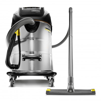 Karcher Professional Wet and Dry Standard Class Vacuum Cleaners NT 70/3 Me Tc