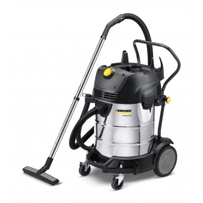 Karcher Professional Wet and Dry Tact Class Vacuum Cleaners NT 75/2 Tact² Me