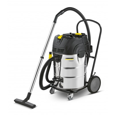 Karcher Professional Wet and Dry Ap Class Vacuum Cleaners NT 75/2 Ap Me Tc