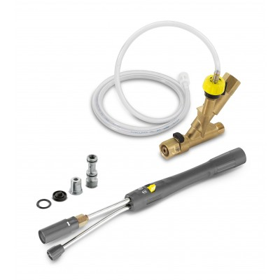 Karcher Professional Inno Foam Set HD 7/10 CXF with cleaning agent injector and nozzle kit