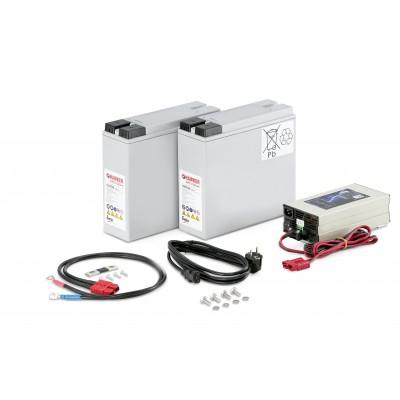 Karcher professional Battery quick-charge set I 24V/58Ah