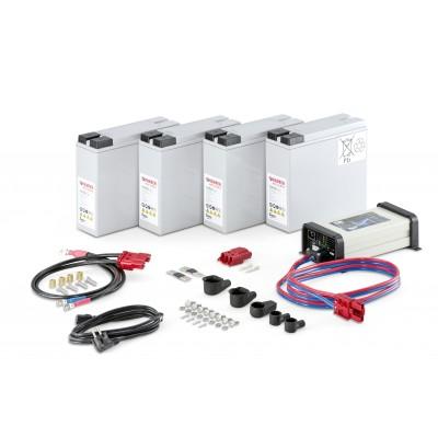 Karcher Professional battery quick-charge set VI 24V/164Ah