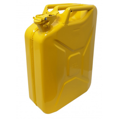 Jerry Can Yellow 20 Litre