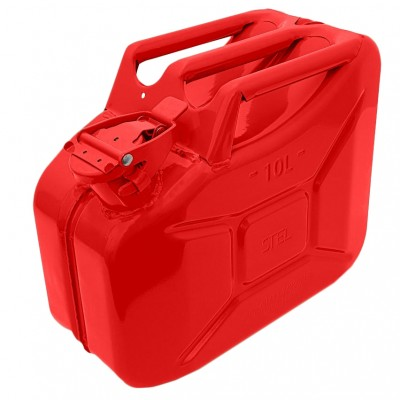 Jerry Can Red 10 Ltr