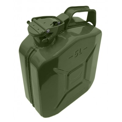 Jerry Can Green 5 Litre