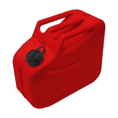 Jerry Can Red Screw Top 10 Litre
