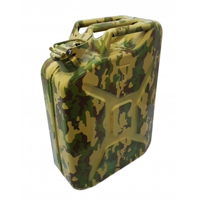 Jerry Can Camouflage 20 Litre