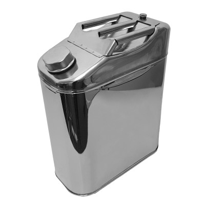 Jerry Can Stainless Steel 20 Litre