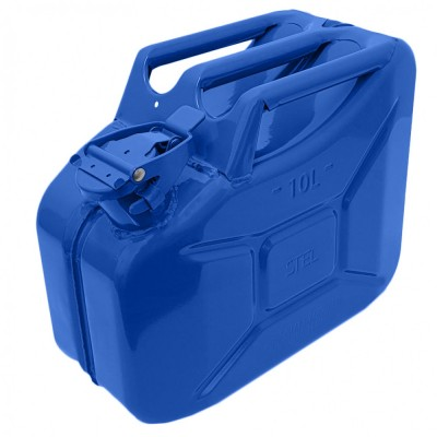 Jerry Can Dark Blue 10 Litre