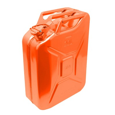 Jerry Can Orange 20 Litre