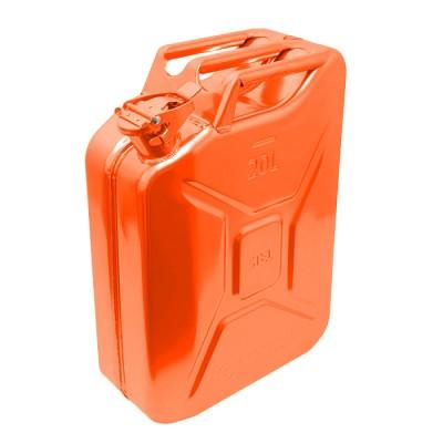 Jerry Can Orange 20 Litre