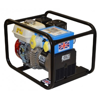 Stephill Generator 3400HM4S 3.4KVA, 2.7KW 110V ONLY