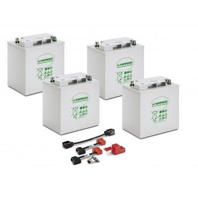 Karcher Professional Battery set, 170 Ah, maintenance-free