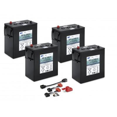 Karcher Professional Battery set, 240 Ah, maintenance-free
