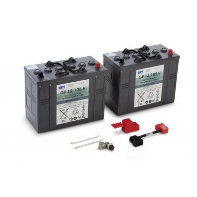 Karcher Professional Battery set 105 Ah