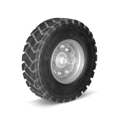 Karcher Professional KM 170/600 R puncture-proof tyres (additional charge), full rubber