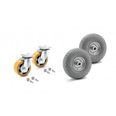 Karcher Professional Conversion kit wheels