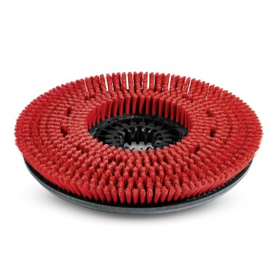 Karcher Professional Scrubber-Dryer Disc brush complete red BD 65