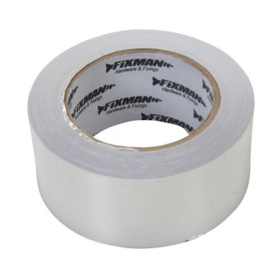 Aluminium Foil Tape (50mm x 45m) Pack Of Ten