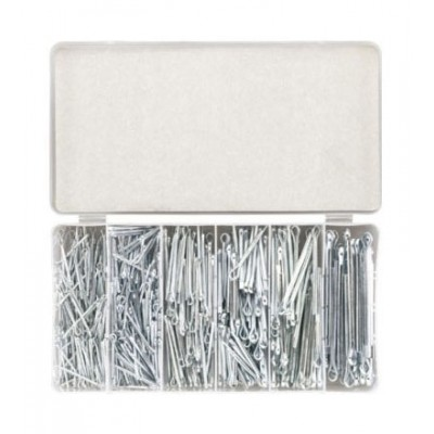 COTTER PIN ASSORTMENT (555pc)