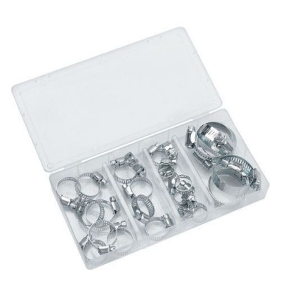 Hose Clip Assortment (26pc)