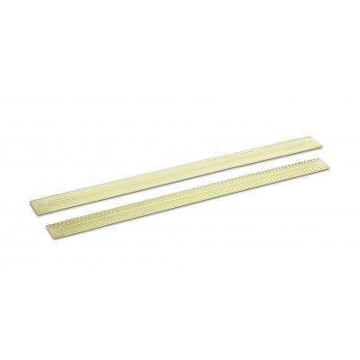 Karcher Professional Squeegee blade, grooved, oil-resistant