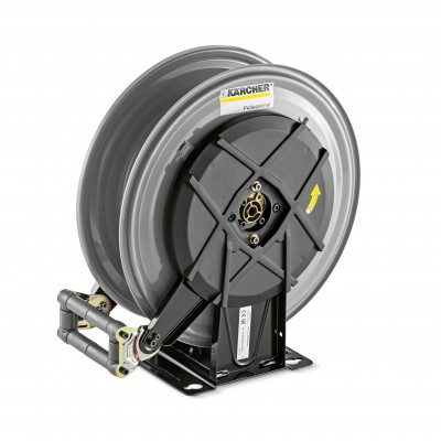 Karcher PRofessional ABS hose reel, basalt grey-coated