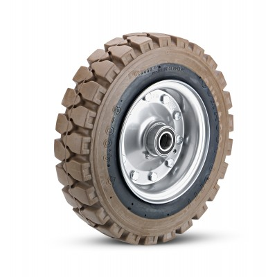 Karcher Professional KM 130/300 R puncture-proof tyres (additional charge), full rubber, non-marking