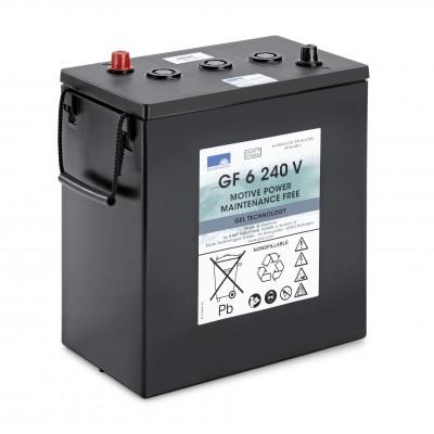 Karcher Professional Battery (6 V, 240 Ah (C5) - maintanance-free)