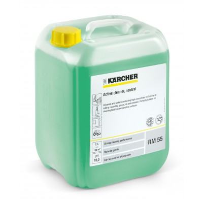 Karcher Professional High Pressure Cleaning Agent Active cleaner, neutral, RM 55 ASF Concentrate