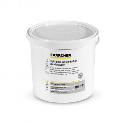 Karcher Professional Floor Care Agent High-shine crystallising powder, RM 775 ASF