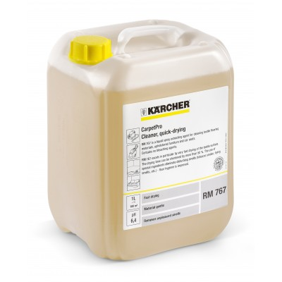 Karcher Professional Carpet Cleaning Agent 767, 10 L