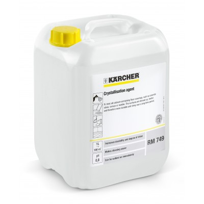 Karcher Professional Floor Care Agent Crystallising agent RM 749