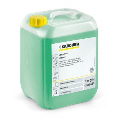 Karcher Professional Carpet Cleaning Agent press & ex liquid RM 764
