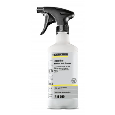 Karcher Professional Carpet Cleaning Agent RM 769, **500 ml Sprühfl.