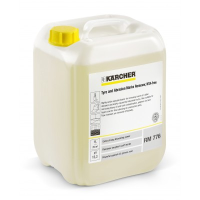 Karcher Professional Floor Stain Removal Wheel marks and rubber cleaner RM 776