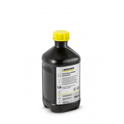 Karcher Professional High Pressure Cleaning Agent Active Cleaner, Alkaline, RM 81 ASF eco!efficiency