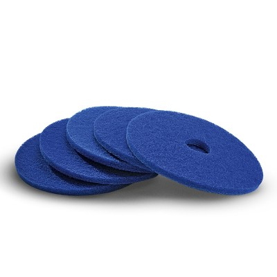 Karcher Professional Scrubber Dryer Disc Pads 432 mm, blue