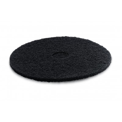 Karcher Professional Scrubber Dryer Disc Pads 306 mm, black
