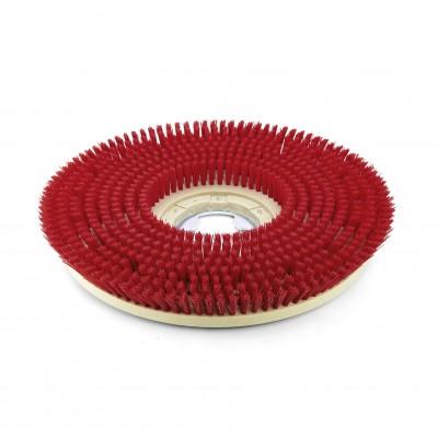 Karcher Professional Scrubber-Dryer Disc brush, red medium 508mm